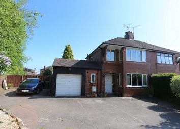 Thumbnail 3 bed semi-detached house for sale in Ash Grove, Blythe Bridge