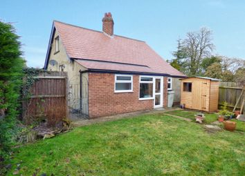 Thumbnail 2 bed detached bungalow for sale in Cold Overton Road, Langham, Oakham
