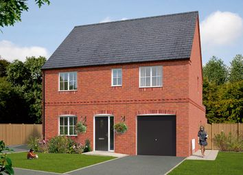 "Thumbnail 4 bed detached house for sale in ""The Rosebury"" at Brandon Road, Swaffham"