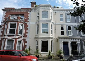 Thumbnail 2 bed flat to rent in Exmouth Road, Plymouth, Devon