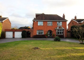 Thumbnail 6 bed detached house for sale in Hallow Lane, Worcester, Lower Broadheath, Worcester