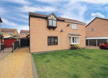 Thumbnail 2 bed semi-detached house for sale in Sandall View, Dinnington, Sheffield, Rotherham
