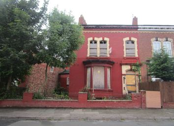 Thumbnail 7 bed terraced house for sale in Balmoral Road, Fairfield, Liverpool
