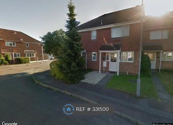 Thumbnail 2 bedroom terraced house to rent in Henley Close, Nottingham