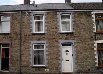 Thumbnail 3 bedroom terraced house for sale in Morris Avenue, Penrhiwceiber, Mountain Ash