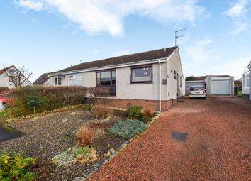 Thumbnail 3 bedroom semi-detached bungalow for sale in Cedar Place, Perth