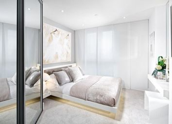 "Thumbnail 3 bedroom flat for sale in ""Delphini Apartments"" at 142 Blackfriars Road, London"