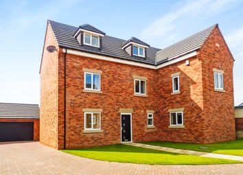 Thumbnail 5 bed detached house for sale in Sandy Hill, Dinnington, Sheffield