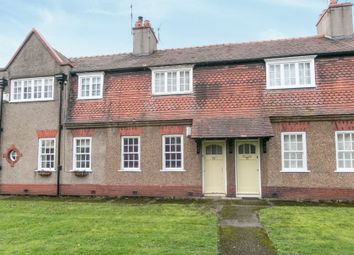 Thumbnail 2 bed terraced house for sale in Pool Bank, Port Sunlight, Wirral