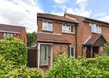 Thumbnail 3 bed end terrace house for sale in Pheasant Walk, Littlemore, Oxford
