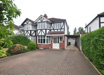 Thumbnail 3 bed semi-detached house for sale in Staines Road, Staines Upon Thames, Surrey