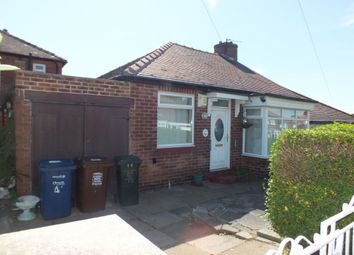 Thumbnail 2 bed bungalow for sale in Weidner Road, Benwell, Newcastle Upon Tyne