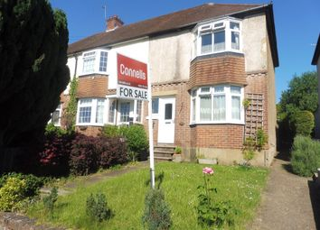 Thumbnail 3 bed end terrace house for sale in Edna Road, Maidstone