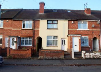 Thumbnail 3 bed terraced house for sale in College Street, Nuneaton, Warwickshire