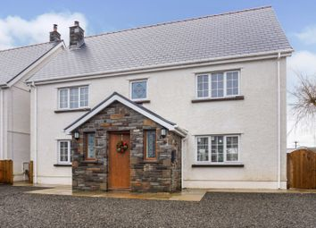Thumbnail 5 bed detached house for sale in Cwmtawe Road, Swansea