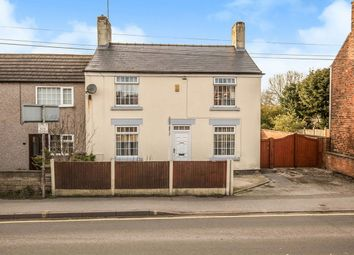 Thumbnail 3 bed detached house for sale in High Street, Somercotes, Alfreton