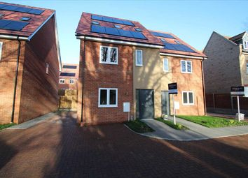 Thumbnail 4 bed semi-detached house for sale in Fulham Way, Ipswich