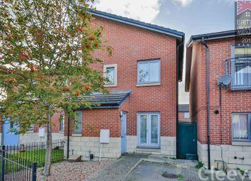 Thumbnail 2 bedroom end terrace house for sale in Wilson Drive, Cheltenham