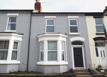 Thumbnail 4 bed terraced house to rent in Allington Street, Liverpool
