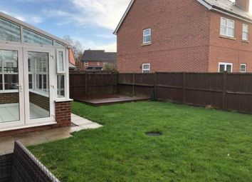 Thumbnail 3 bedroom semi-detached house to rent in Galloway Green, Congleton
