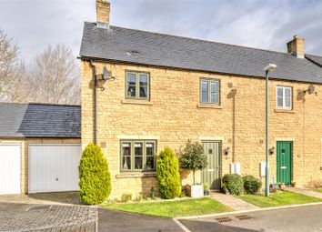 Thumbnail 3 bed end terrace house for sale in Batsford Close, Bourton-On-The-Water, Cheltenham