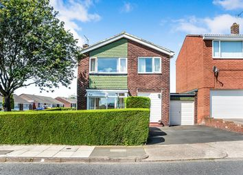 Thumbnail 3 bed detached house for sale in Chadderton Drive, Chapel House, Newcastle Upon Tyne