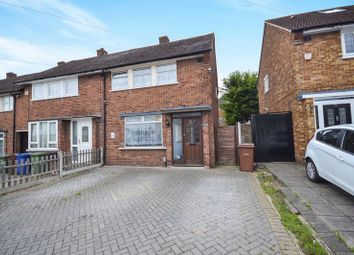 Thumbnail 3 bed end terrace house for sale in Cherwell Grove, South Ockendon