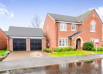 Thumbnail 4 bedroom detached house for sale in All Saints Grove, Whitley, Goole