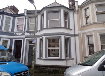 Thumbnail 3 bed property to rent in Whittington Street, Plymouth