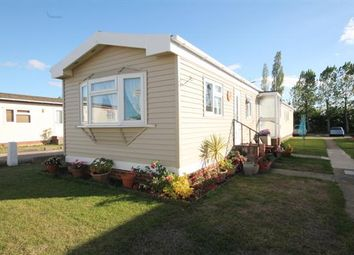 Thumbnail 1 bedroom bungalow for sale in Meadow View Park, St. Osyth Road, Little Clacton, Clacton-On-Sea