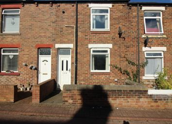 Thumbnail 2 bedroom terraced house to rent in Edward Terrace, New Brancepeth, Durham