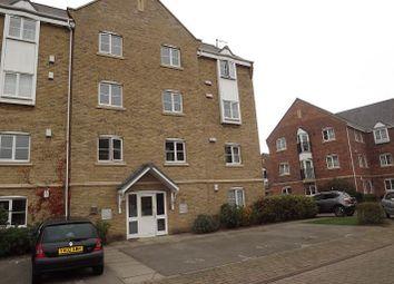 Thumbnail 2 bed flat to rent in Henry Bird Way, Southbridge, Northampton