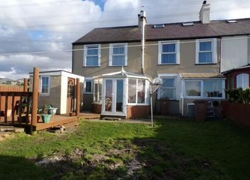 Thumbnail 3 bed end terrace house for sale in Green Bank, Groeslon, Caernarfon