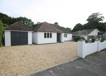Thumbnail 3 bed detached bungalow for sale in Shorefield Way, Milford On Sea