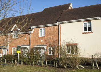 St Swithins Road, Elvetham Heath, Fleet GU51. 2 bed terraced house