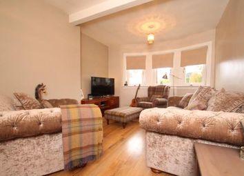Thumbnail 3 bed flat for sale in Whirlie Road, Crosslee, Houston, Renfrewshire