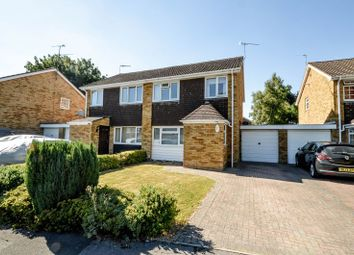 Thumbnail 3 bed semi-detached house for sale in Conway Road, Swindon