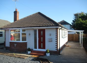 Thumbnail 2 bed detached bungalow for sale in Trevor Road, Prestatyn