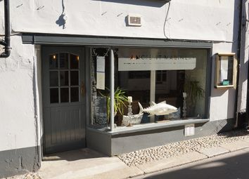 Thumbnail Restaurant/cafe for sale in Higher Market Street, Looe