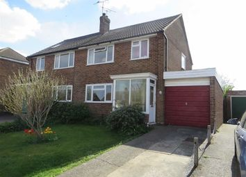 Thumbnail 3 bed semi-detached house to rent in Parkfield Road, Rainham, Gillingham