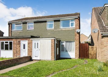 Thumbnail 3 bed semi-detached house for sale in Shelley Road, Thatcham