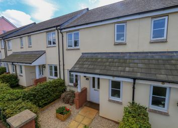 Thumbnail 3 bed terraced house for sale in Younghayes Road, Cranbrook, Exeter