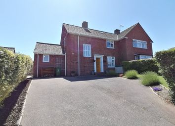 Thumbnail 3 bed semi-detached house for sale in Colleton Way, Exmouth