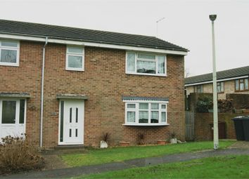 Thumbnail 3 bed semi-detached house for sale in Merlin Court, Observatory View, Hailsham, East Sussex