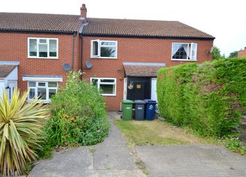 Thumbnail 2 bed terraced house for sale in Woolley Close, Brampton, Huntingdon, Cambridgeshire