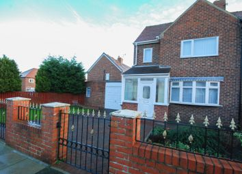Thumbnail 2 bedroom semi-detached house for sale in Ramilies, Sunderland