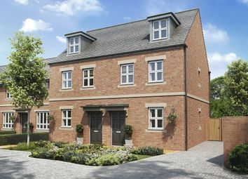 "Thumbnail 3 bed semi-detached house for sale in ""Kirkwood"" at Racecourse Road, Newbury"