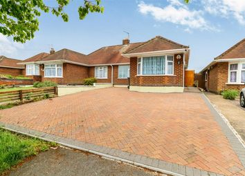 Thumbnail 2 bed semi-detached bungalow for sale in Hazel Road, Loughborough