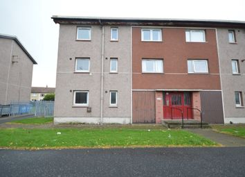 Thumbnail 1 bed flat for sale in Kingseat Avenue, Grangemouth