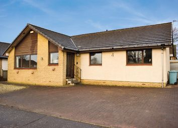 Thumbnail 3 bed detached bungalow for sale in New Edinburgh Road, Bellshill, North Lanarkshire